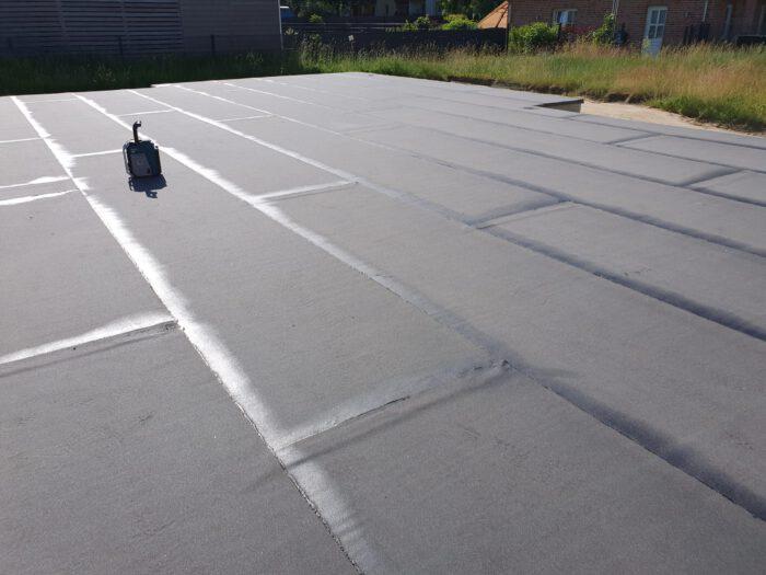 Bodenplattenabdichtung